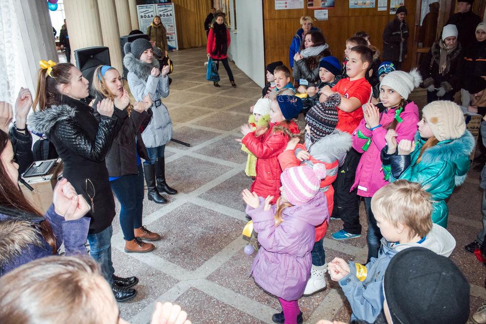 kids games for refugee children in odessa ukraine